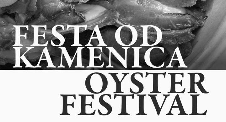 Fešta od kamenica - Oyster Festival